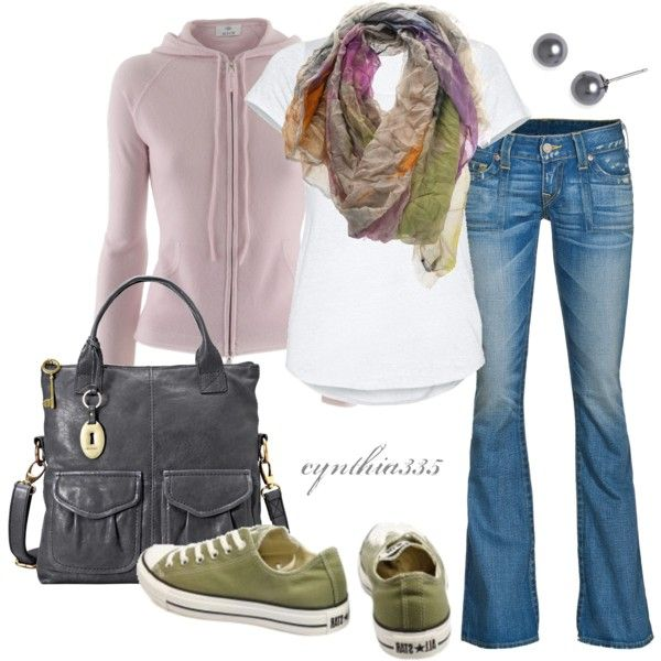 """Spring Weekend"" by cynthia335 on PolyvoreGreen Shoes, Colors Combos, Casual Outfit, Teenagers Style, Sassy Style, Fall Outfit, Spring Weekend Style, Travel Outfit, Spring Weekend Outfit"