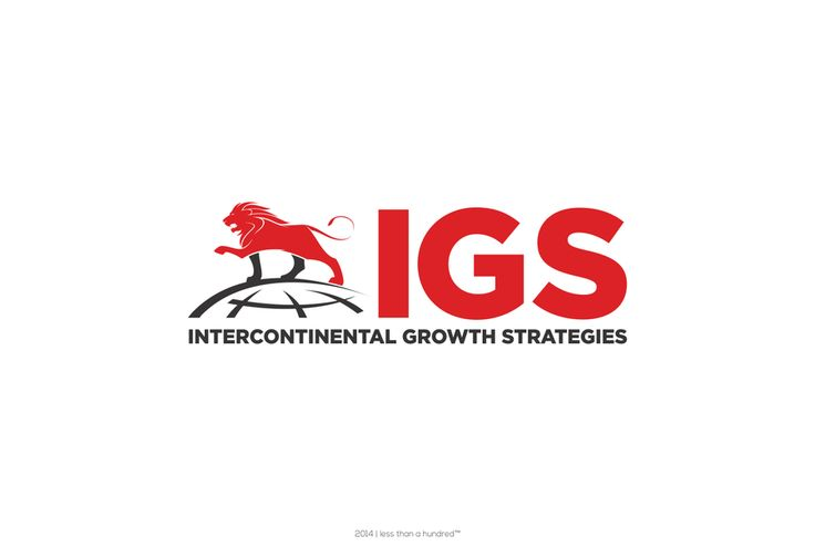IGS, a BTFG subsidary, LOGO DESIGN by surfacing™