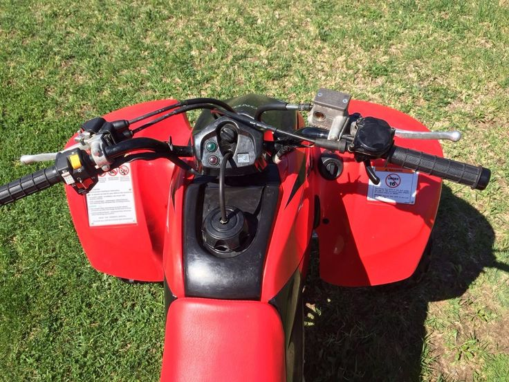 Used 2005 Honda TRX 400EX ATVs For Sale in Michigan. 2005 TRX 400EX, great condition, low hours. Was only used around the farm. Never raced or taken to the dunes. Clean and well maintained. Let me know if you have any questions.