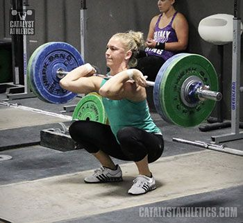 Fixing Droopy Elbows in the Jerk by Matt Foreman - Olympic Weightlifting - Catalyst Athletics - Olympic Weightlifting