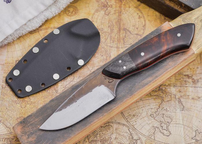 Carter Cutlery: Kajiki - Hand Forged Custom #07 $499.99
