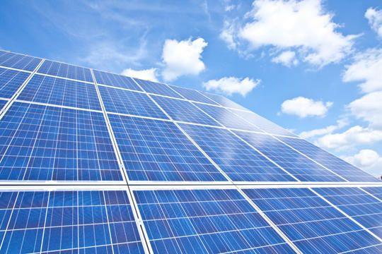 Solarstrom-Anlage in Bad Emstal