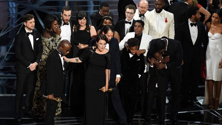 Kevin Winter/Getty                Moonlight(Produced by AdeleRomanski,DedeGardner and JeremyKleiner) (WINNER) La La Land(Produced by Fred Berger, Jordan Horowitz and Marc Platt) Arrival (Produced by Shawn Levy, Dan Levine, Aaron Ryder and David Linde) Fences...