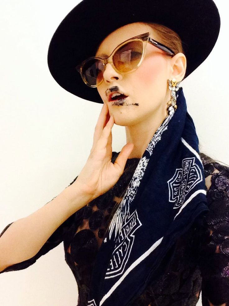 Iulia Albu | smudge lip