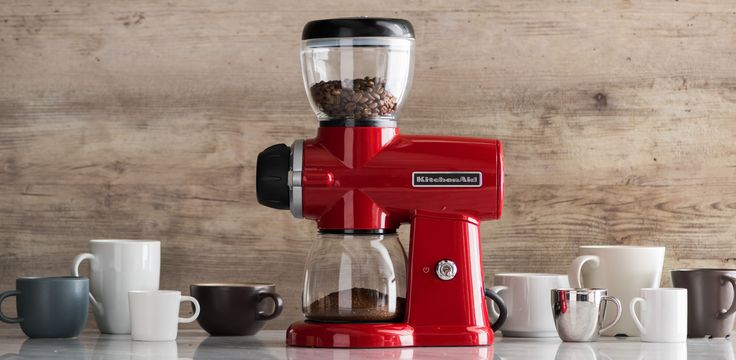KitchenAid Burr Grinder