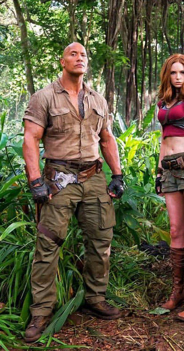 Jumanji: Welcome to the Jungle (2017)         - IMDb