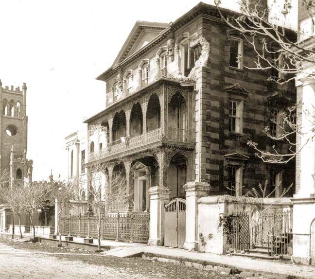 Best Historic Hotel Downtown Charleston SC | John Rutledge House