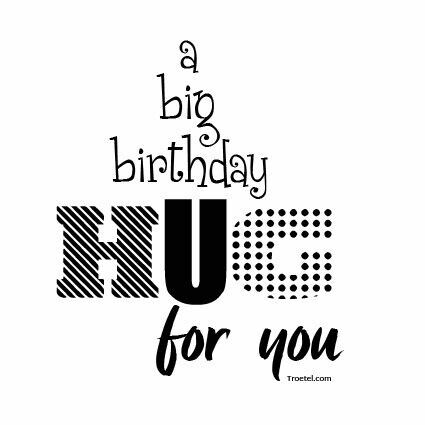 Image result for happy birthday hug images