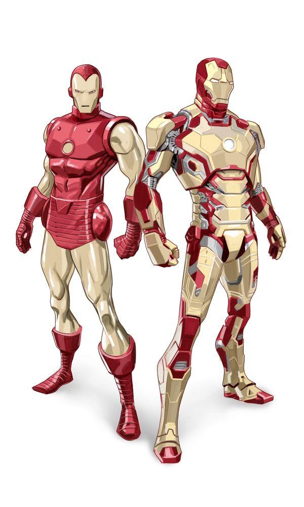 Galeria de Arte (5): Marvel e DC 5dd475f267fbe796e1780950bd2a0f98