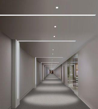 Hallway Lighting Gallery - contemporary - recessed lighting - other metro - Lightology