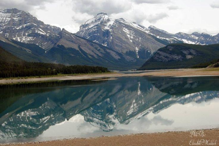 Spray Lakes, Canmore Alberta. Www.elizabethseverlastingphotography.ca