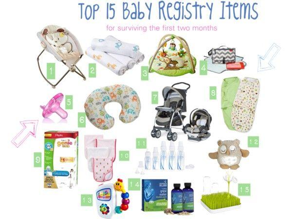 Best 25 Baby Registry Items Ideas On Pinterest Baby