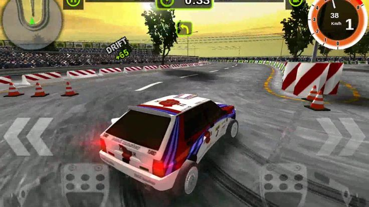 Rally Racer Dirt e2 - Android GamePlay HD