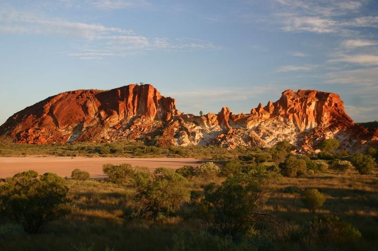 Rainbow valley conservation park, Northern Territory Australia