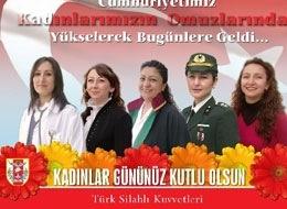 Çağdaş TÜRK Kadını ile Çağdaş Yarınlara !!!