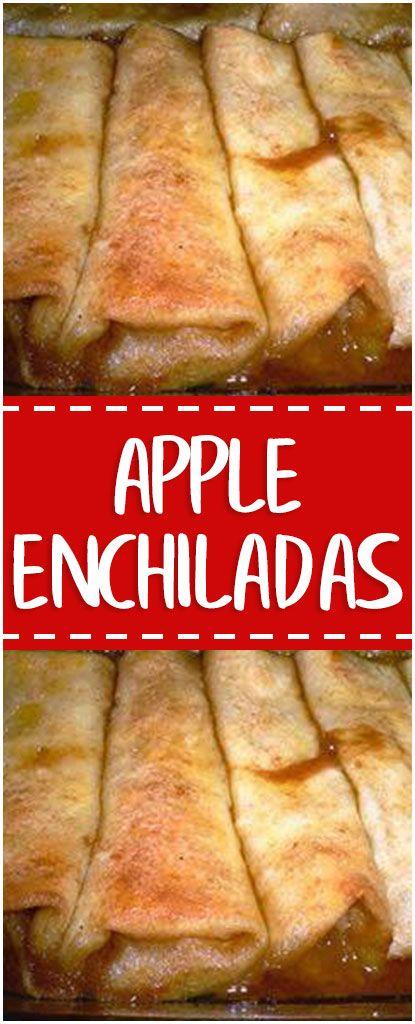 Apple Enchiladas  #apple #enchiladas #foodlover #homecooking #cooking #cookingtips