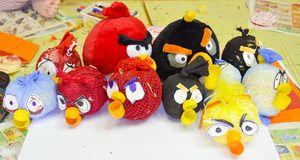 Vyrobte si angry birds sami doma podľa tohto fotonávodu.