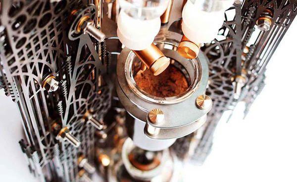 #DutchLAB. #CoffeeMachine