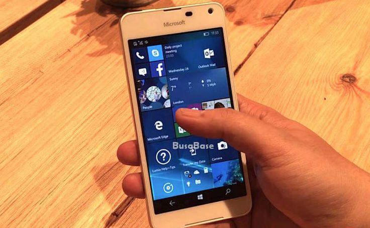 Microsoft Lumia 650 Dual SIM