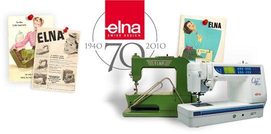 Elna - Finland - Yrityksestä