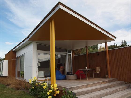 Pavilion Hawke's Bay Area Holiday Accommodation Photo Gallery Amenities Facilities