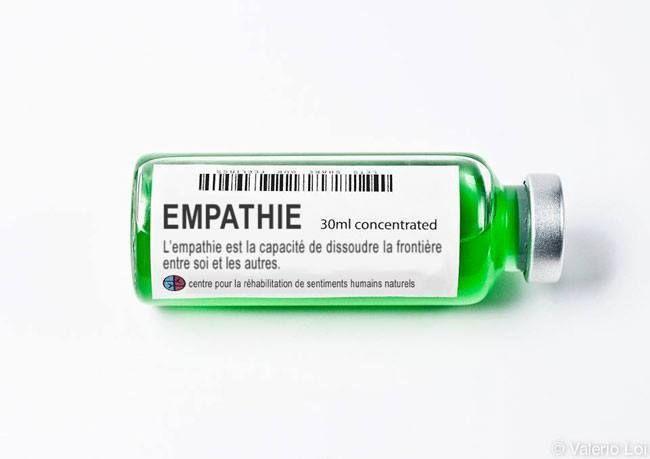 Empathie... une petite injection ne ferait pas de mal à certaines personnes!!!