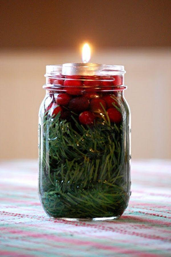 bougie decoration romantique