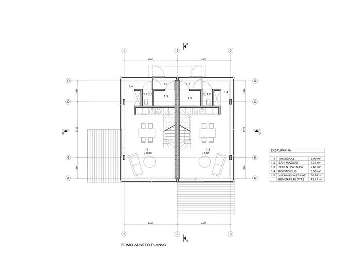 123 best house plan images on pinterest floor plans architects single family residential houses in pasak st palekas malvernweather Choice Image