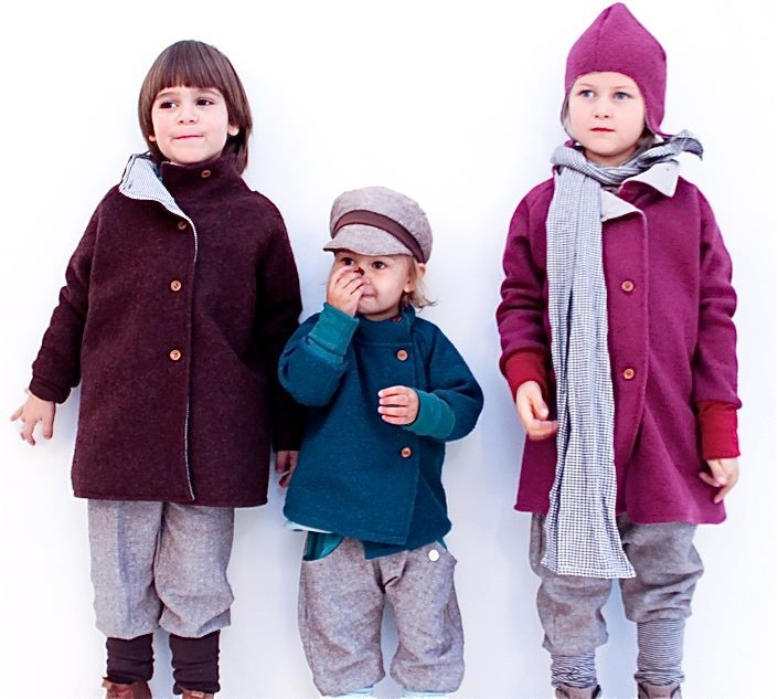 Abiti comodi e di design per bimbi felici: Petit Cochon