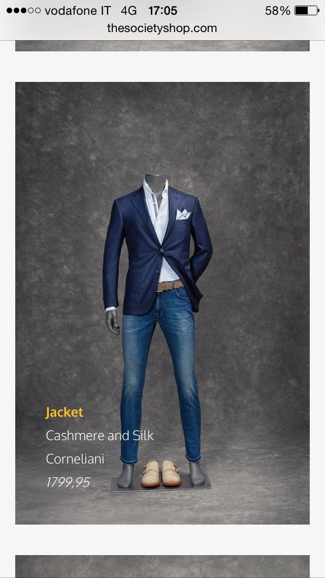 My standard business outfit. Minus the shoes. And with a better shirt :-)
