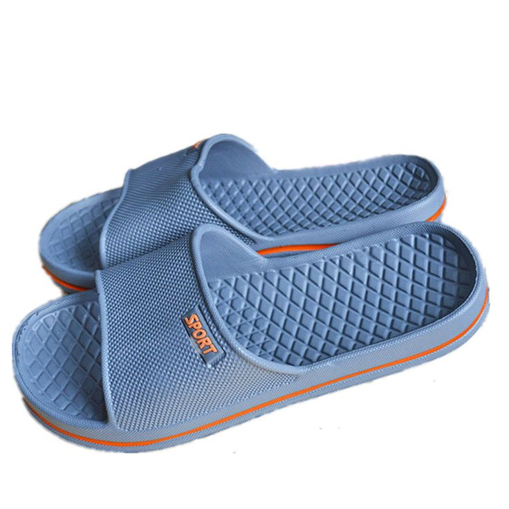 Мужская Обувь Ванная Skidproof Плоские Сандалии Летние Домашние Тапочки Повседневная Крытый Обувь Пляжные Сандалии #shoes, #jewelry, #women, #men, #hats