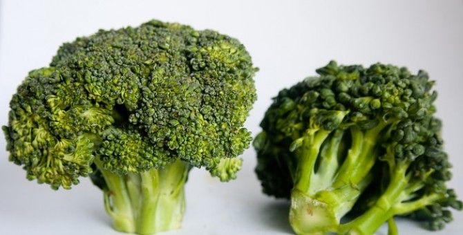 Roasted Broccoli. No more hellish diet.