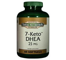 7-Keto DHEA 25 Mg Softgels - 60 Softgels - http://trolleytrends.com/health-fitness/7-keto-dhea-25-mg-softgels-60-softgels