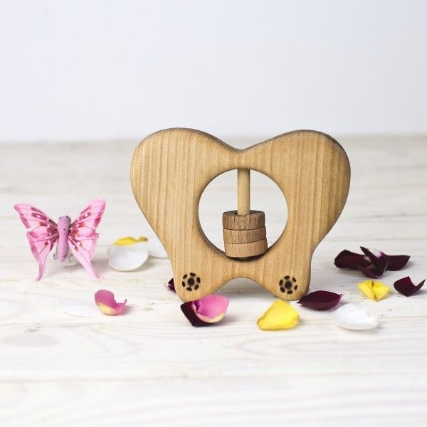 17 best personalised gift for girls images on pinterest organic teether rattle butterfly by dotty may designs 2795 free shipping within australia teethingpersonalised giftsbaby negle Images