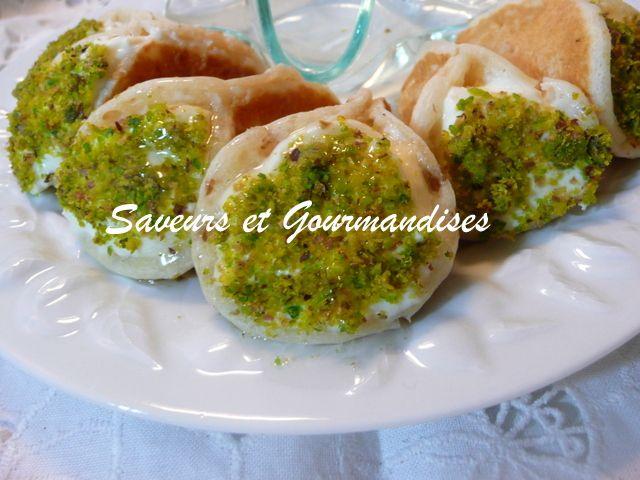 Saveurs et Gourmandises: Gâteaux pour l'Aïd