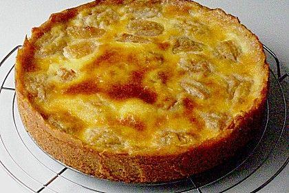 Apfelkuchen mit Sahne - Pudding - Guss, ein sehr schönes Rezept aus der Kategorie Backen. Bewertungen: 32. Durchschnitt: Ø 4,4.