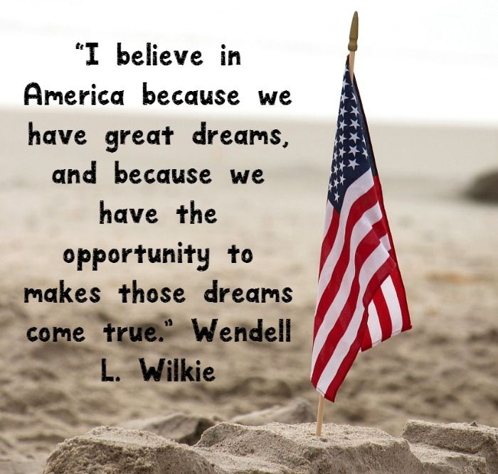 quotes about america 4th of july