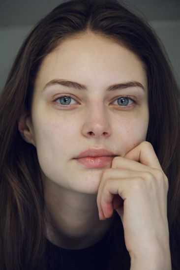 Natural Beauty | Auguste | Source: style-treck.tumblr.com  No makeup needed whatsoever