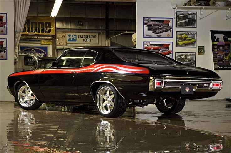 Chevrolet Chevelle Tuning