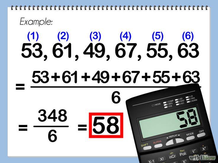 Calculate standard deviation standard deviation