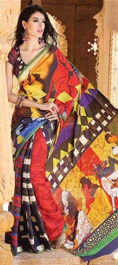Wow what a sari