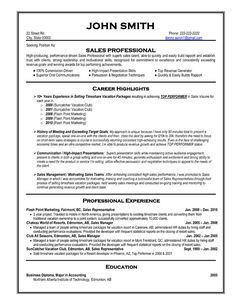 Click Here to Download this Sales Professional Resume Template! http://www.resumetemplates101.com/Sales-resume-templates/Template-418/