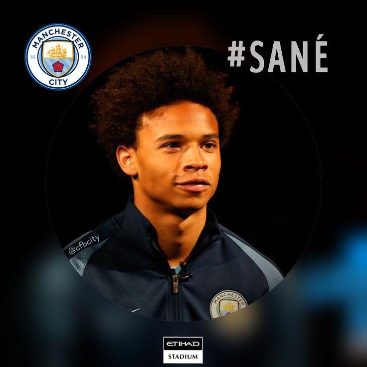 Leroy Sané #mcfc #manchester