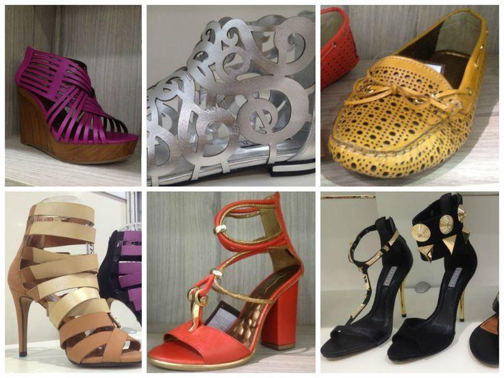 Sapatos Verão 2015 - Francal traz as apostas para a estação