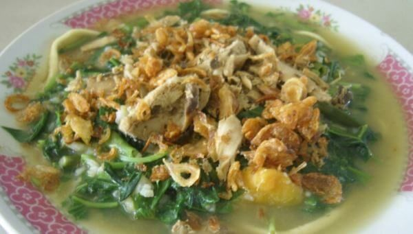 Bubur Pedas Kalimantan Barat Ala Resep Koki | Resepkoki.co