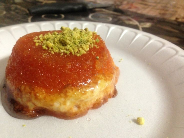 How to bake kunafa in a muffin tray! Kunafa Minis!!