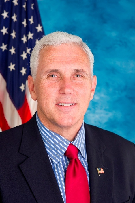 Indiana - Governor Mike Pence (R)