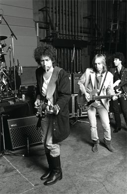 Neal Preston: Bob Dylan and Tom Petty
