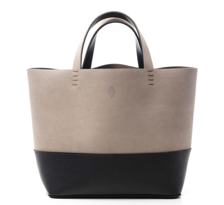 Hand Sewn Basket Bag by Petite Maison Christiane - shop at Roztayger.com