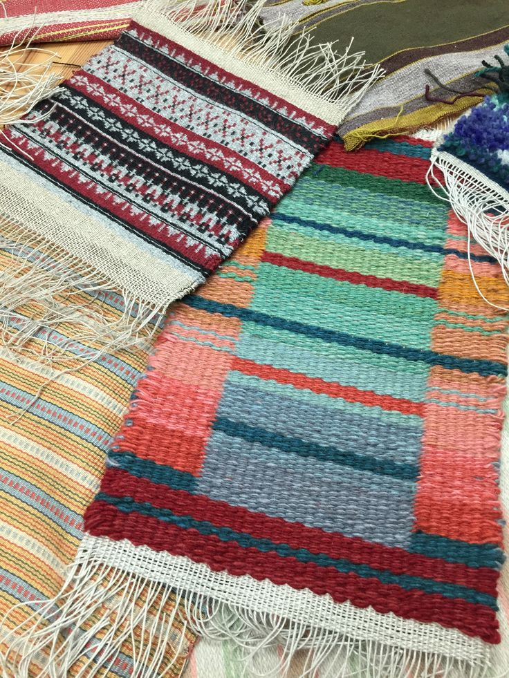 103 Best Weaving My Projects Images On Pinterest